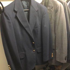 Other - Vintage blue sport coat